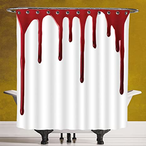 Mildew Resistant Shower Curtains Hockey Stadium With Fans Crowd And