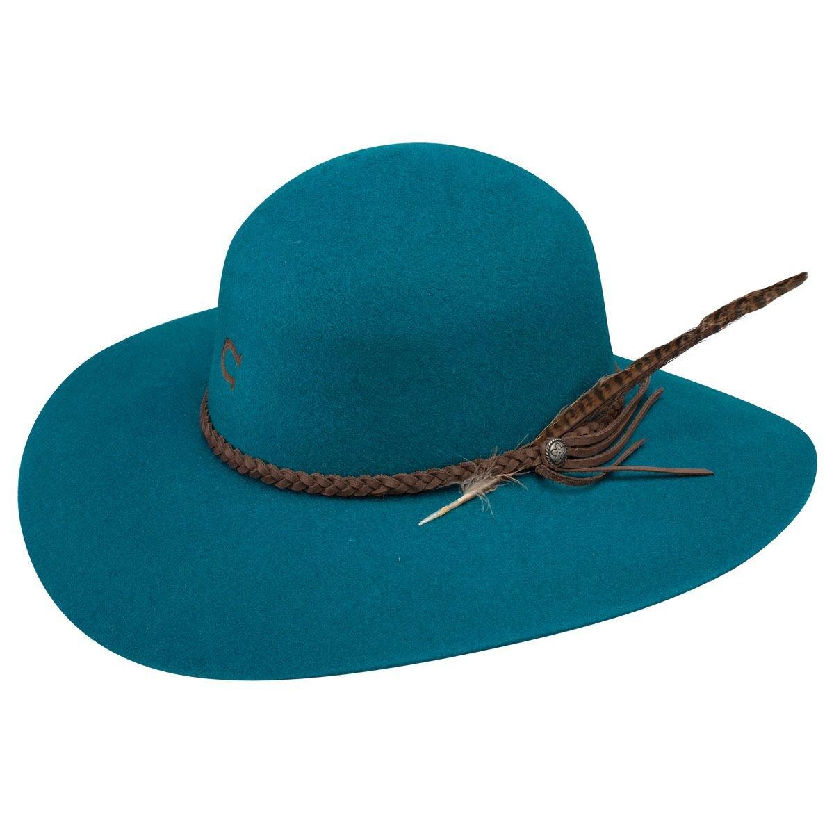 Charlie 1 Horse Free Spirit Ladies Hat (Medium)