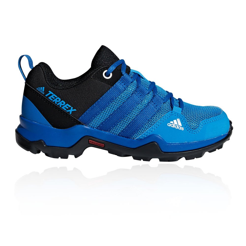 Adidas Terrex Ax2r, Chaussures de Randonnée Basses Mixte Enfant