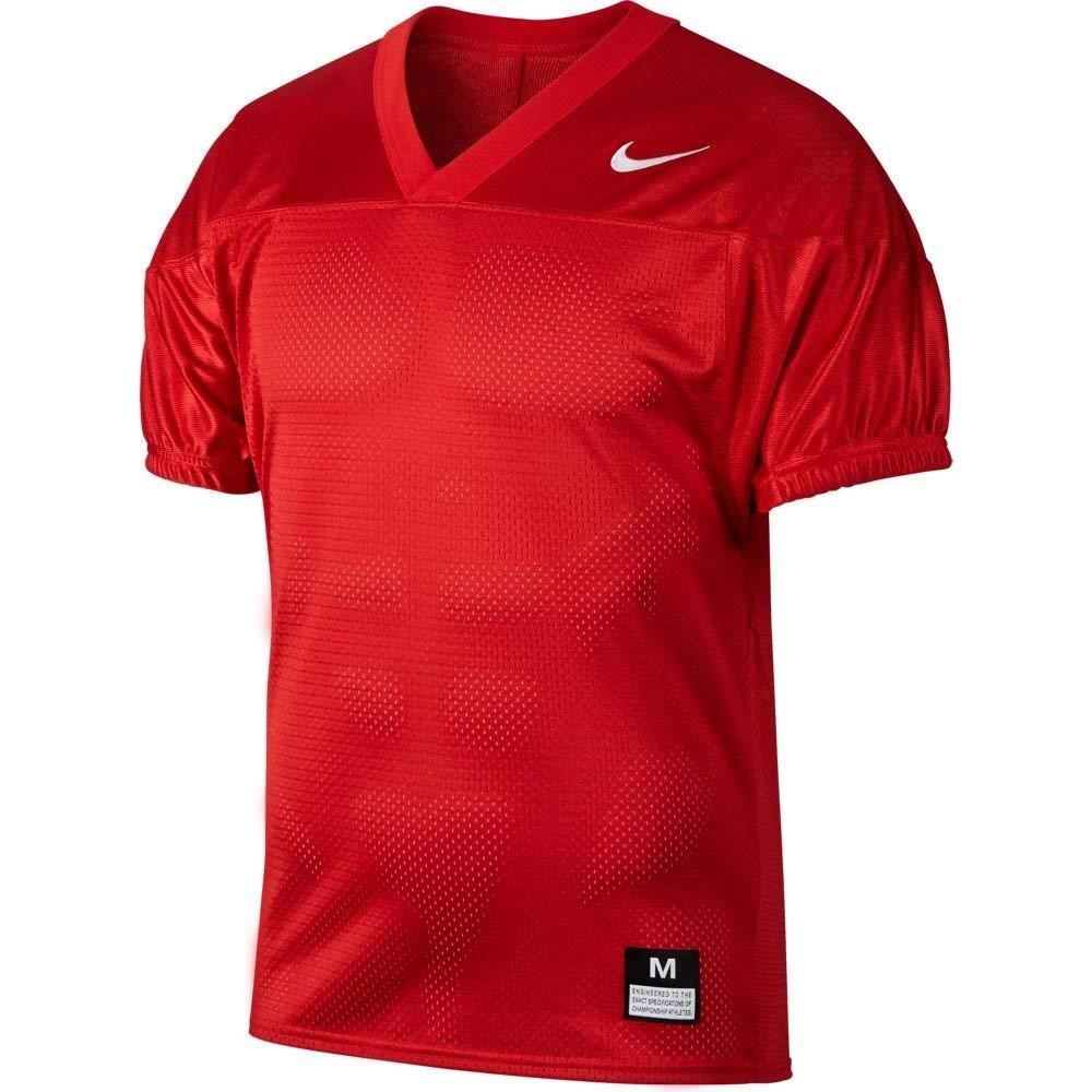 Nike Men's Core Practice Jersey Team Scarlet/Team White Size XXX-Large