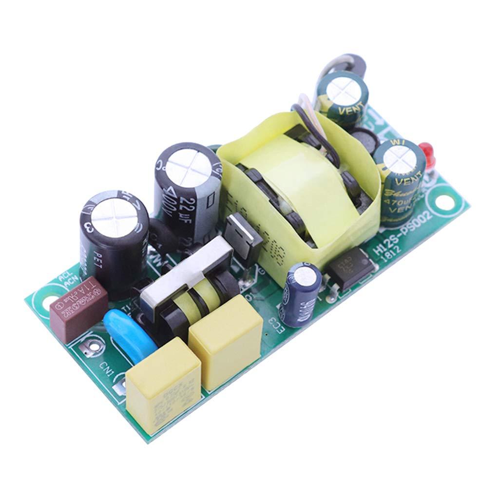 Interruptor Convertidor de Alimentaci/ón H12S-P2442 para Luces LED de 100-400V a 24VCC para Oficina//Casa//Fabrica 10W