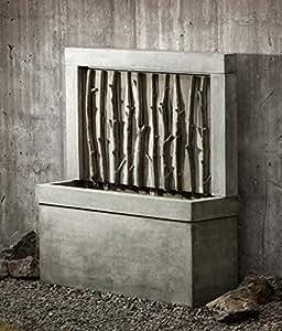 Campania International Birches Outdoor Fountain - FT-209-PV