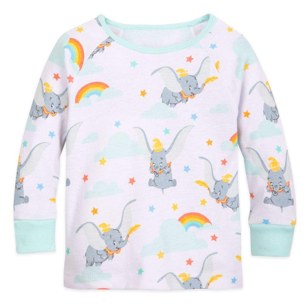 Size 0-3 Months Disney Dumbo PJ PALS Set for Baby