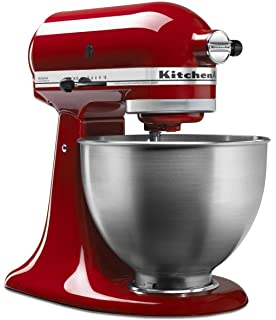 Amazoncom KitchenAid KSM75WH Classic Plus Series 45Quart Tilt