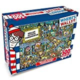 500Piece Jigsaw Puzzle Where's Wally (Waldo) Odlaws Picture PANDEMONIUM Hobby Home Decoration DIY