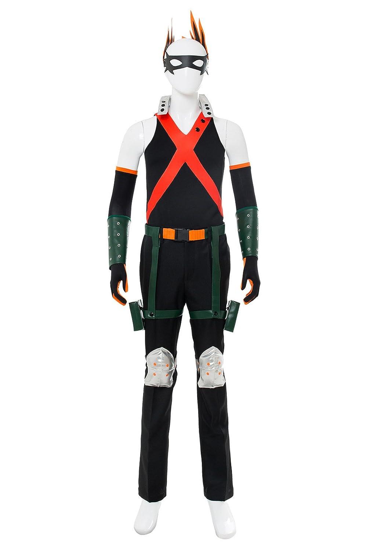 NoveltyBoy BNHA Boku No Hero My Hero Academia Katsuki Bakugou Battle Suit Cosplay Costume Tights