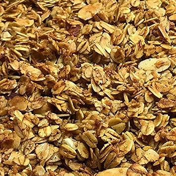 Amazon com: Granola - Original Recipe Honey, Oats, Almonds Sold In A