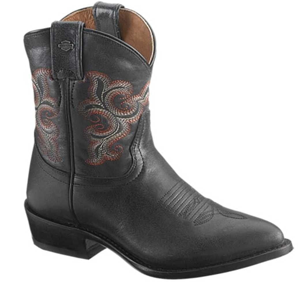 Amazon.com: Harley-Davidson Mujer Emma Lee Western Boot ...