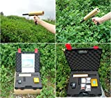 AKS metal detector 3D gold detector machine long range professional 2016V treasure gold finder scanner locator underground hunter gold detectors