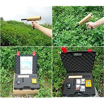 AKS metal detector 3D gold detector machine long range professional 2016V treasure gold finder scanner locator underground hunter gold detectors