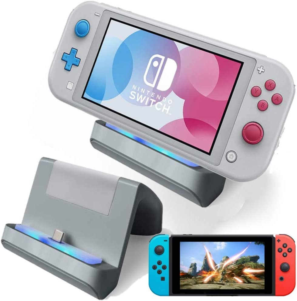 TNE - Switch Lite Charger Stand   Mini Charging Display Dock ...