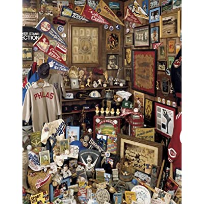 "Springbok ""Collectors Closet"" 1000 Piece Jigsaw Puzzle: Toys & Games"