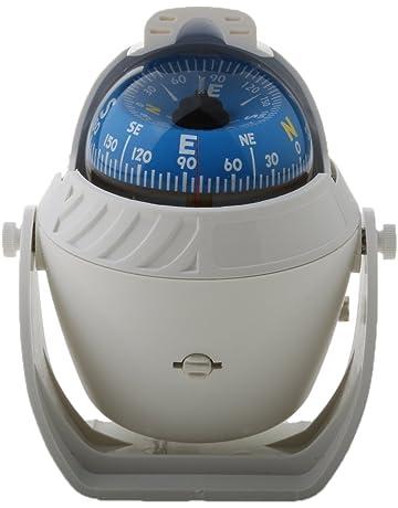 f52460ab15ca0d Sharplace Feux de Navigation LED Voiture de Compas Menée pour Marine Bateau