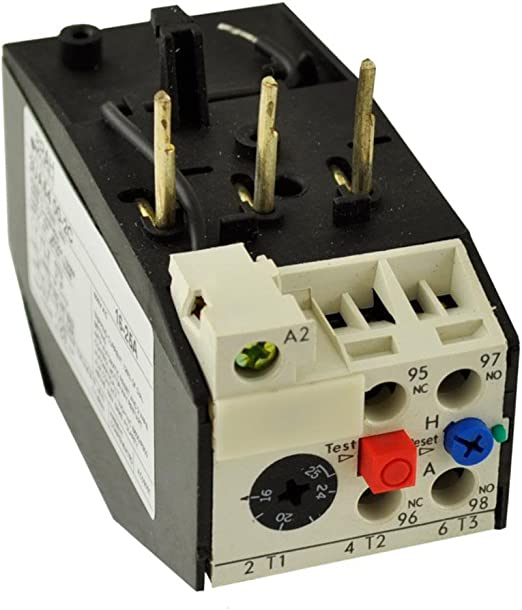 Direct Replacement for Siemens 3UA59-00-0C Overload Relay Direct Replacement with 2 Year Warranty