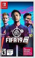 FIFA 19 - Nintendo Switch - Standard Edition - (La portada puede variar)