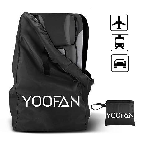 cfda6119e YOOFAN Bolsa de Transporte Protectora para Sillas para Coche, Bolso de Viaje  para Cochecito Infantil