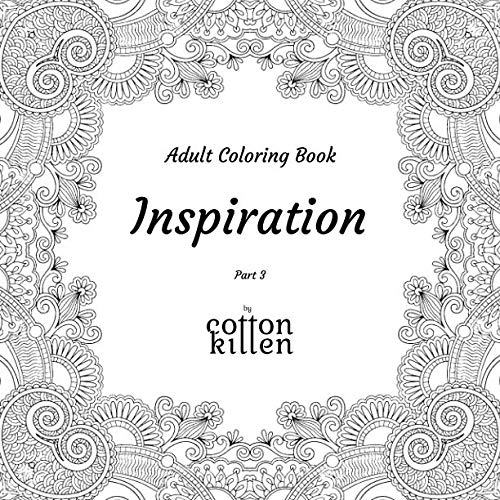 - Adult Coloring Book - Inspiration - Part 3