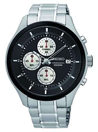 Reloj Seiko Caballero SKS545P1 Color Acero