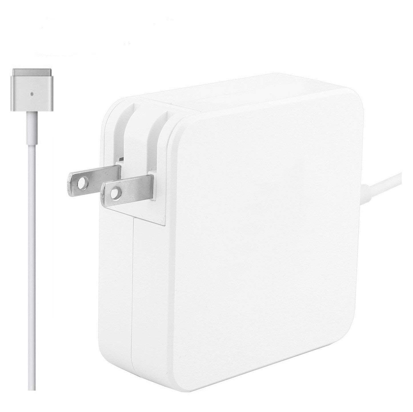 KUPPET MacBook Pro Charger 85W MacBook Charger with T-Tip,85W Charger Power Adapter for MacBook Pro/Air 13 Inch/ 15 inch/ 17inch.Compatible with All MacBooks Produced After mid 2012.