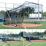 BSN Sports Foldable Backstop Replacement Net