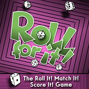 Calliope Games Roll for It! -Purple Edition Age 10 to 13
