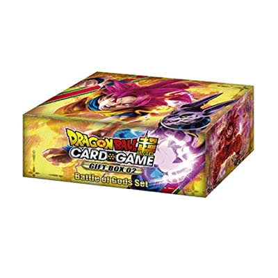 Dragon Ball Super Card Game Gift Box 02: Toys & Games
