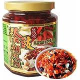 台湾胜记大荣 台荣辣椒酱240gx1瓶 拌面拌饭酱佐料火锅调味品进口调味辣酱酱料 (荫豉朝天椒(蒜蓉口味))