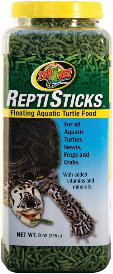 Zoo Med Reptisticks Floating Aquatic Turtle Food