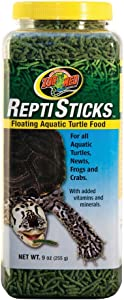 Zoo Med Reptisticks Floating Aquatic Turtle Food