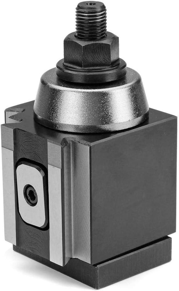 LONGJUAN-C Chuck DMC-250-300 Piston Type Locking Tool Post Steel Quick Change Lathe Tools Holder Metal Lathes Lathe Accessories