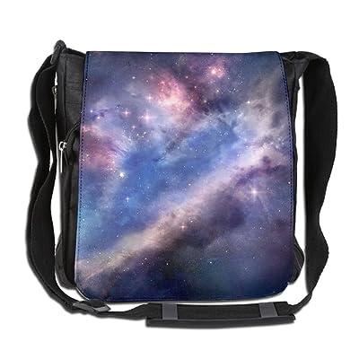 high-quality Galaxy Universe Space Fashion Print Diagonal Single Shoulder  Bag e31761d320
