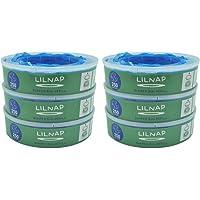 LILNAP - Ricarica compatibile per Mangiapannolini Maialino Angelcare