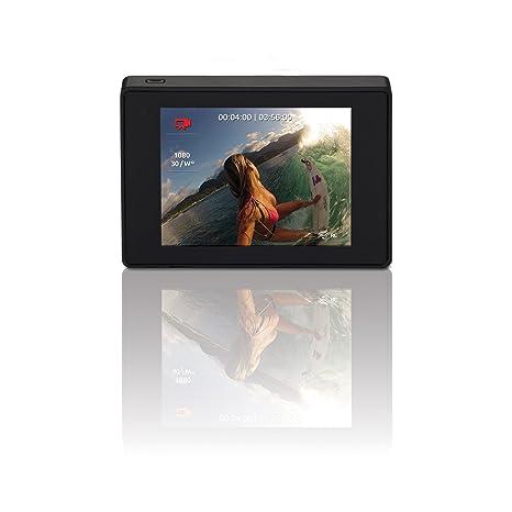 GoPro LCD Touch BacPac -Hero 3+ y Carcasa - Pack de Accesorios para cámaras Digitales GoPro Hero3/3+, Negro