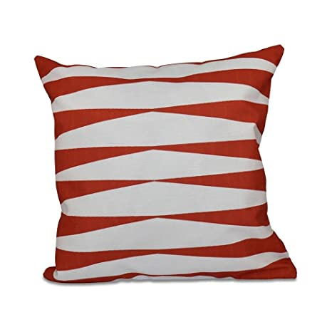 E by design Decorative Pillow Red
