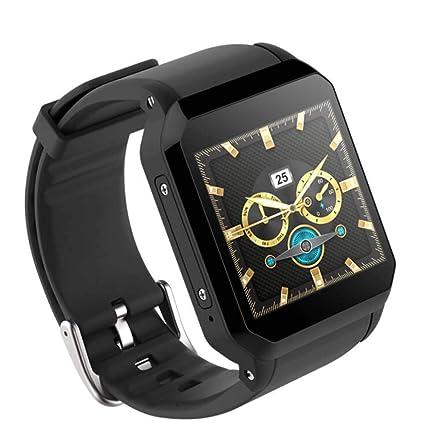 Amazon.com: SUNROAD Smart Watch Smart Wear Waterproof Sports ...
