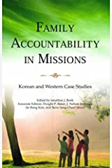 Family Accountability in Missions: Korean and Western Case Studies Paperback