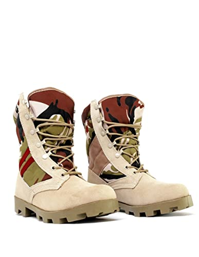 Double Red Original Camo Red Desert Outdoor Stiefel Boots Neu 2016 4GZPm