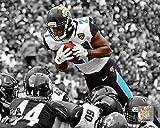 "Jacksonville Leonard Fournette 8"" x 10"" Football Photo"