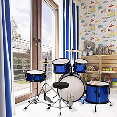 bestmassage-drum-sets-kids-children-1