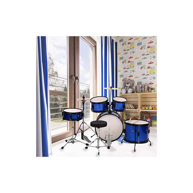 BestMassage Drum sets Kids Children Comp