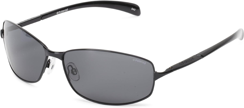 Polaroid - Gafas de sol Aviador P4126 para hombre