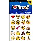 Everything Emoji | 280 Emoticon Stickers | I Love Emoji | Seen On Iphone, Facebook, Instagram, Twitter