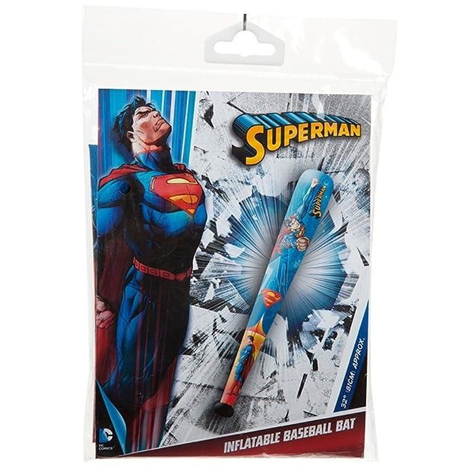 Hinchable de bate de béisbol DC BATMAN Superman niños niños fiesta ...