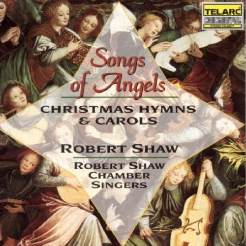 Christmas Carols Cd - Songs of Angels - Christmas Hymns and Carols
