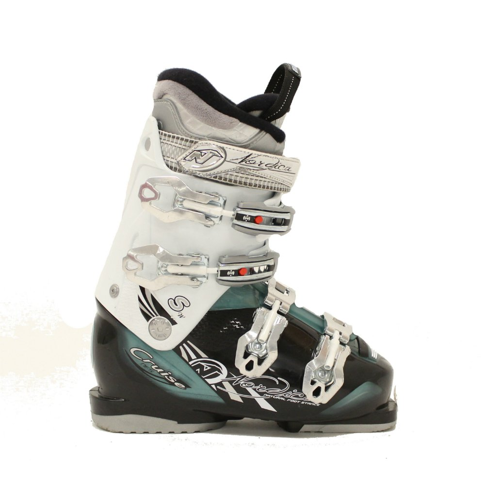 Used Ski Boots >> Amazon Com Used Womens Nordica Cruise S W Ski Boots Size