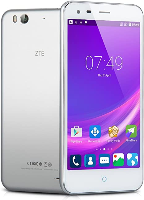 ZTE Blade S6 Plus - Smartphone libre Android (pantalla 5.5 ...