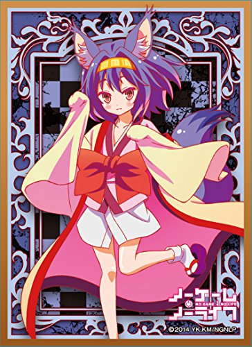 Hatsuse Izuna No Game No Life Anime Character Card Game Sleeves Collection Werebeast Furry Loli Girl NGNL Mat Series No.MT059