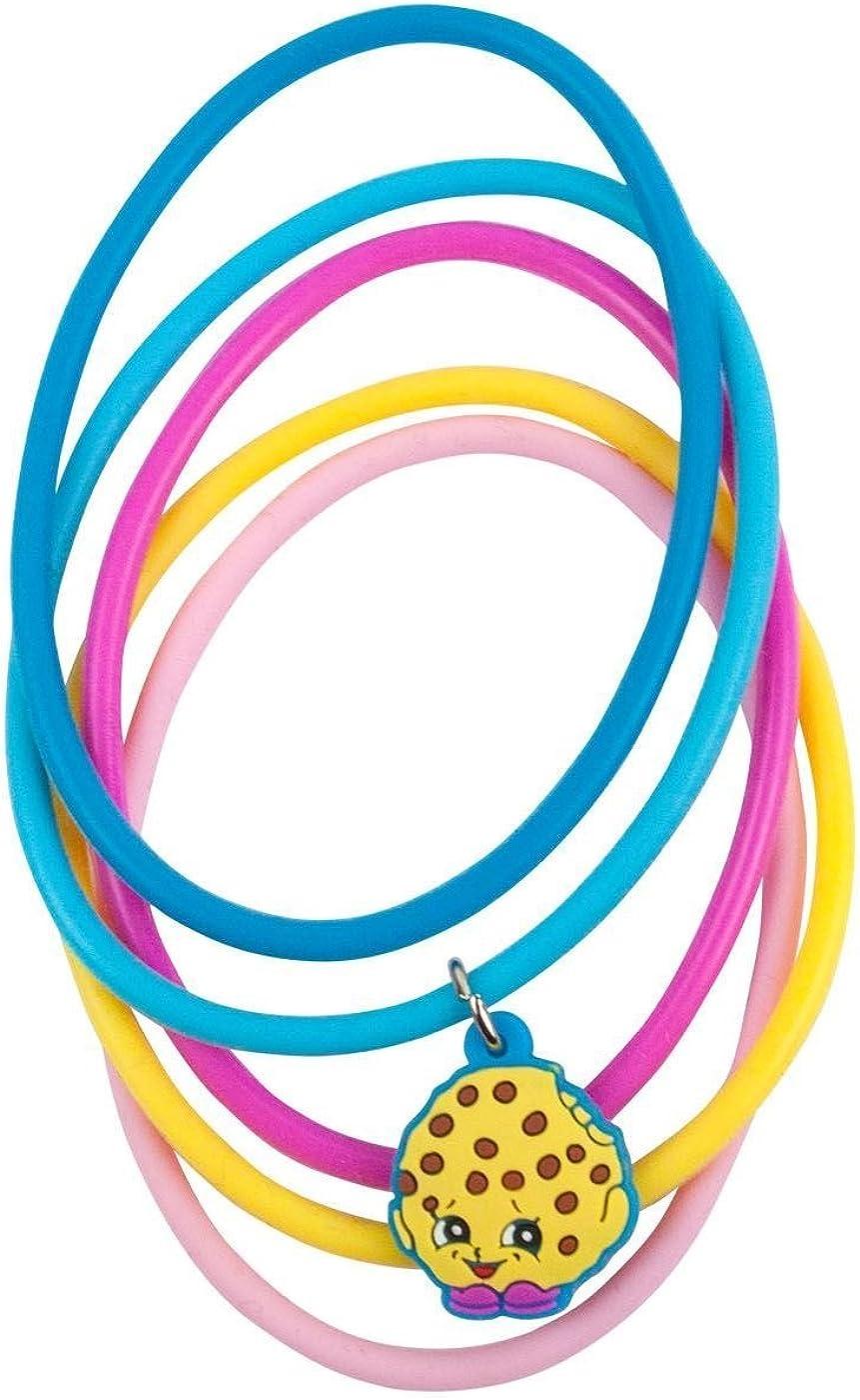 Shopkins Kooky Cookie Jelly Bracelets