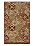 Surya Caesar CAE-1034 Classic Hand Tufted 100% Wool Cinnamon Spice 2'6'' x 8' Traditional Runner