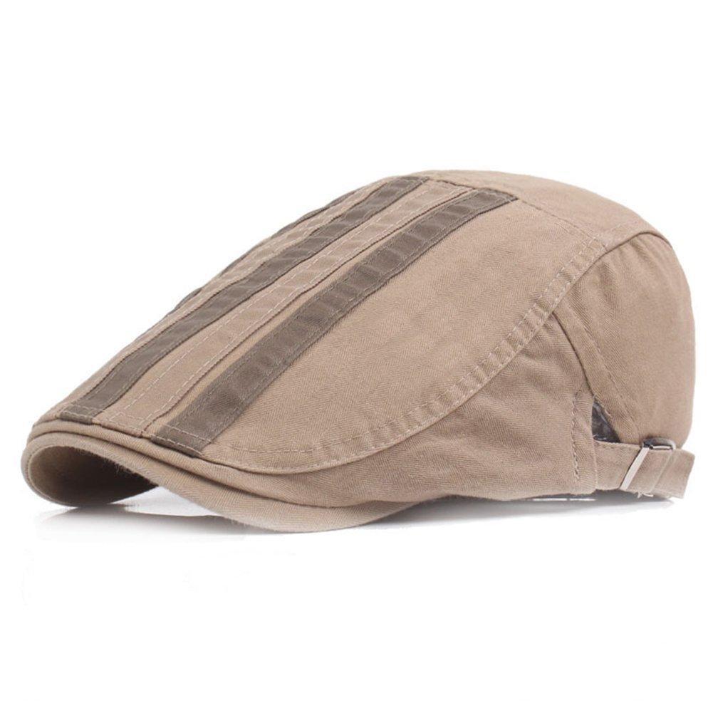 Outflower Sombrero de Invierno de Gorra de Boina Caliente de Ocio Engrosada de Invierno Sombrero de Vendedor de Peri/ódicos Octagonal Casquillo